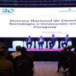 Imágenes del Primer Congreso Internacional Aeroespacial del Paraguay, organizado por el Parque Tecnológico de Itaipú. (Fotógrafa Ana Carega/Ciencia del Sur).
