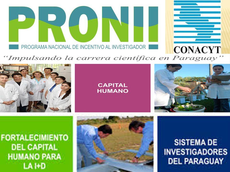 investigadores paraguayos