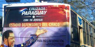 TB Joshua en Paraguay