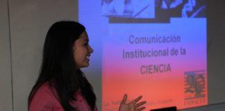 comunicación institucional de la ciencia