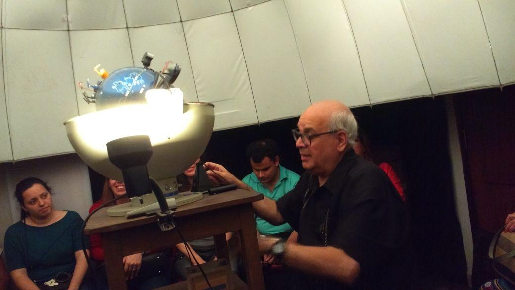 curso astronomía blas servin