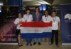 Selección Paraguaya de Astronomía y Astronáutica