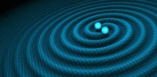 astronomía onda gravitacional