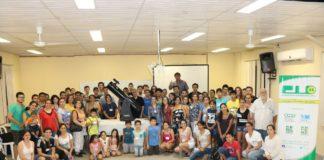observación astronómica en Paraguarí