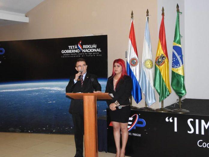 paraguay agencia espacial