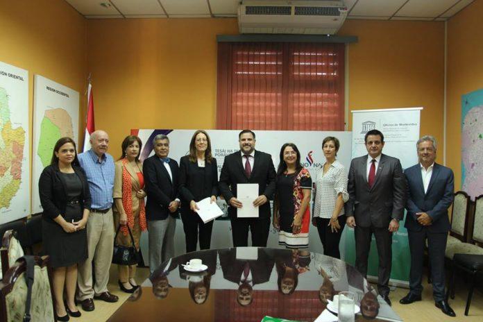 comisión de bioética Paraguay