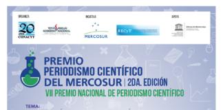 Premio de Periodismo Científico del Mercosur