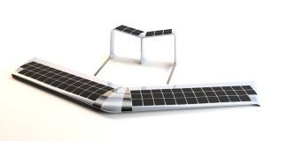 drones solares chile